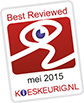 logo best reviewed